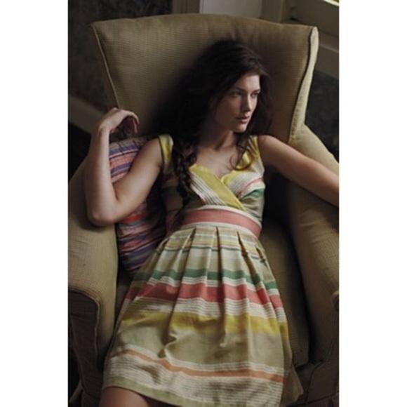 Anthropologie Dresses & Skirts - Anthropologie Eva Franco Kingston Road Dress 6